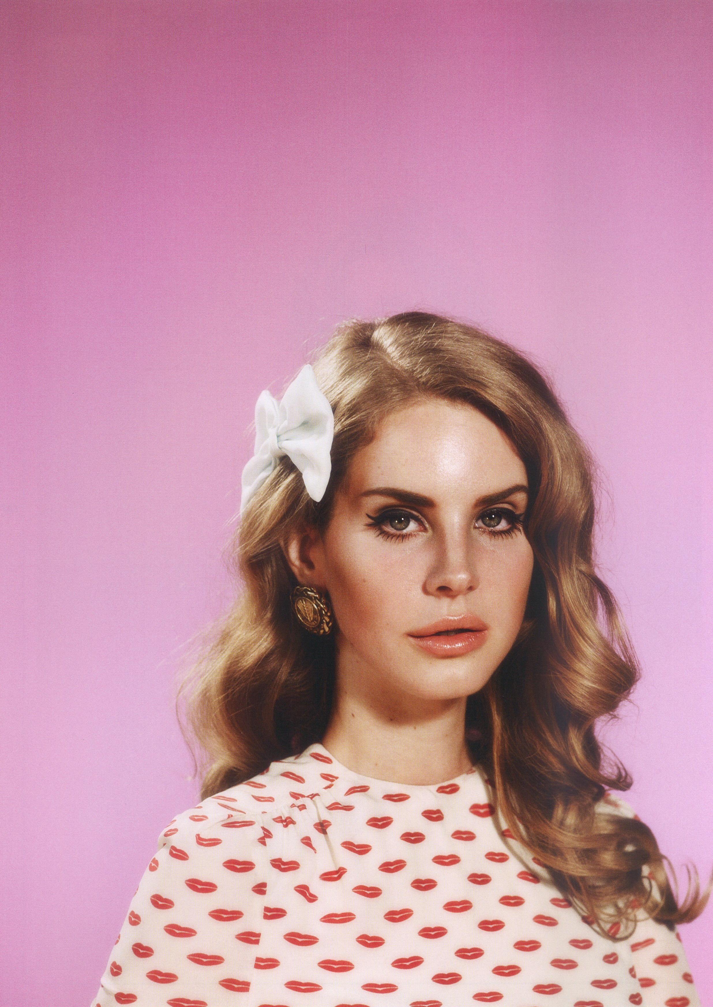 Lana Del Rey By Chris Nicholls For Fashion Magazine: Claireverity